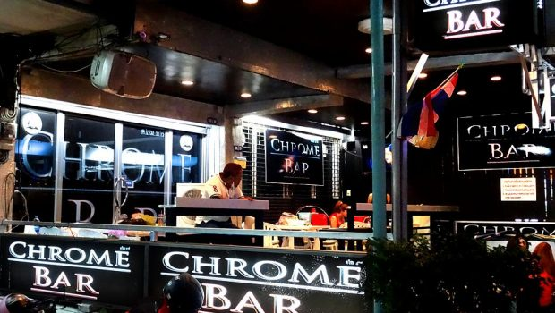 chrome bar sexybangkok