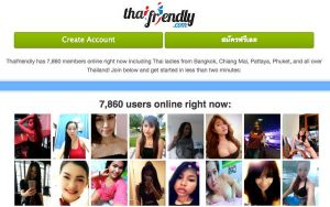 thai friendly dating on line in thailandia